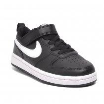 Imagem - Tênis infantil Masculino Nike Court Borough Low 2 PSV BQ5451-002