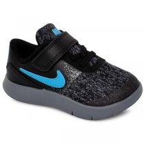 Imagem - Tênis Infantil Nike Flex Contact 917935-007 Preto/Cinza/Azul - 001054201332277
