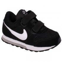 Imagem - Tênis Infantil Nike Md Runner 2 806255-001 Preto/Branco - 001054201311081