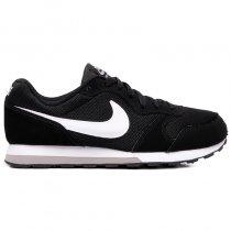 Imagem - Tênis Infantil Nike Md Runner 2 807316-001 Preto/Branco - 001054400201081