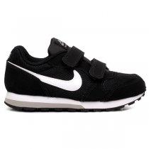 Imagem - Tênis Infantil Nike Md Runner 2 807317-001 Preto/Branco - 001054201961081