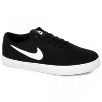 Imagem - Tênis Infantil Nike Sb Check Cnvs 905373-003 Preto/Branco - 001054400181081