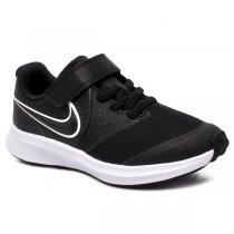Imagem - Tênis Infantil Nike Star Runner 2 AT1801-001 Preto/Branco - 001054202601081