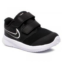 Imagem - Tênis Infantil Nike Star Runner 2 AT1803-001 Preto/Branco - 001054202591081