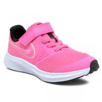 Imagem - Tênis Infantil Nike Star Runner 2 PSV AT1801-603 Rosa - 001054502660146