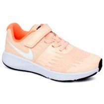 Imagem - Tênis Infantil Nike Star Runner 921442-800 Rose/Branco - 001054501382333