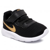Imagem - Tênis Infantil Nike Tanjun 818383-027 Preto/Dourado - 001054202511546