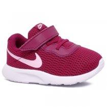Imagem - Tênis Infantil Nike Tanjun 818386-606 Rosa/Branco - 001054501751197