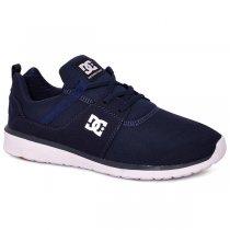 Imagem - Tênis Masculino Dc Shoes Heathrow Adys700071 Azul Marinho - 001056801000007
