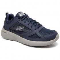 Imagem - Tênis Masculino Skechers Dynamight 2.0 Fallford Azul Marinho - 001003402850007