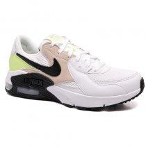 Imagem - Tênis Nike Air Max Excee Feminino CD5432-105 Branco/Preto/Verde