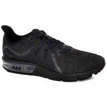 Imagem - Tênis Nike Air Max Sequent 3 921694-010 Preto/Chumbo - 001003401571219