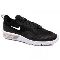 Imagem - Tênis Nike Air Max Sequent 4.5 BQ8822-001 Preto/Branco - 001003402001081