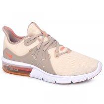 Imagem - Tênis Nike Air Max Sequent3 Su Ao2675-200 Bege/Branco - 001003301111217