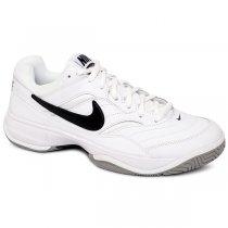Imagem - Tênis Nike City Court Lite 845021-100 Branco/Preto - 001033400061086