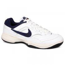Imagem - Tênis Nike Court Lite 845021-180 Branco/Azul Marinho - 001033400091477