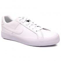 Imagem - Tênis Nike Court Royale AC AO2810-102 Branco - 001059300640005