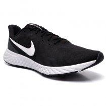 Imagem - Tênis Nike Revolution 5 BQ3204-002 Preto/Branco - 001003402371081