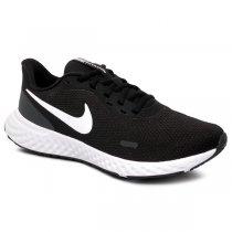 Imagem - Tênis Nike Revolution BQ3207-002 Preto/Branco - 001003302031081