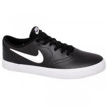 Imagem - Tênis Nike Sb Check Solar 843895-006 Preto/Branco - 001059400941081