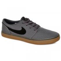 Imagem - Tênis Nike Sb Portmore 2 SL CV 880268-009 Cinza/Preto - 001059401181232