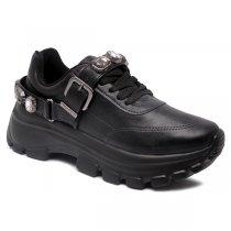 Imagem - Tênis Chunky Dad Sneaker Vizzano 1356102 Com Pedraria