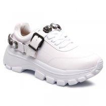 Imagem - Tênis Chunky Dad Sneaker Vizzano 1356102 Com Pedraria - 001005503730005