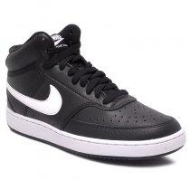 Imagem - Tênis/Bota Nike Court Vision Mid CD5466-001 Preto - 038059400200001