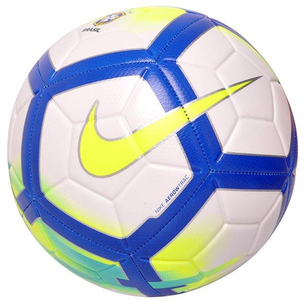 3d6b93c7ce253 Bola Brasileiro Nike CBF Strike SC3209-178 Branco