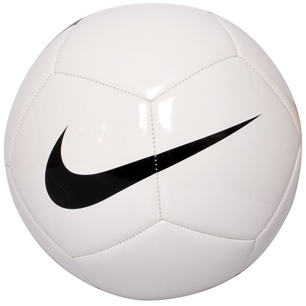 d314040f9d Bola Campo Nike Pitch Team SC3166-100 Branco