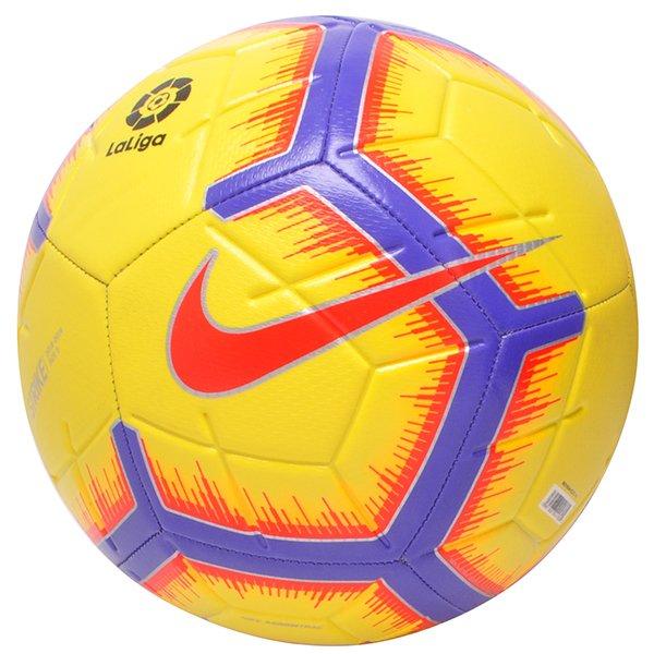 Bola Campo Nike Strike FA18 SC3313-710 Amarelo 0935171ecb5d0