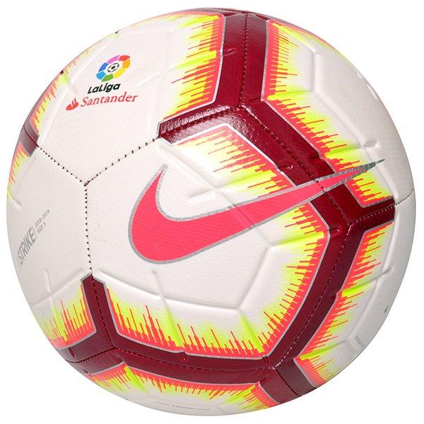 Bola Campo Nike Strike La Liga SC3313-100 Branco 4e4f19fa21411
