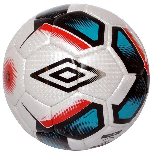 1b33eae8ee154 Bola Futsal Umbro Neo 1P78008 Preto Azul Vermelho