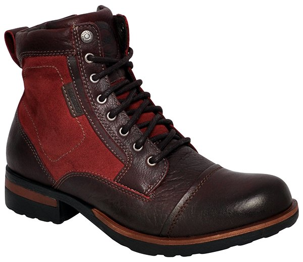 a5963bd74 Bota Masculina Freeway Maverik Marrom Bordo