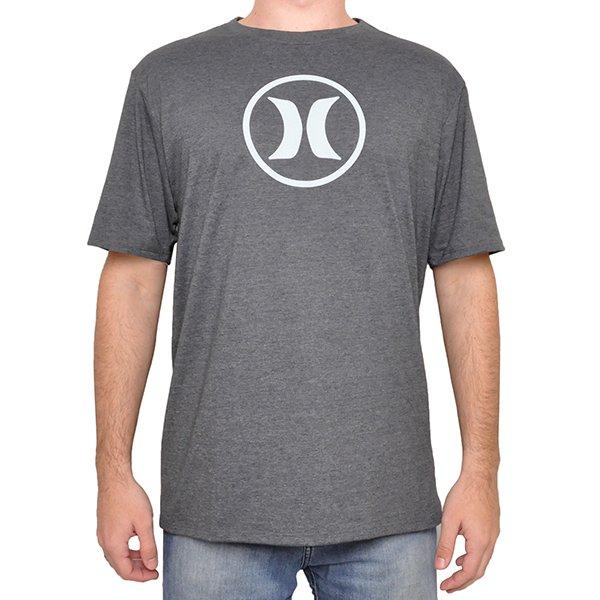 5e89b57674 Camiseta Hurley 637003A67 Mescla Escuro