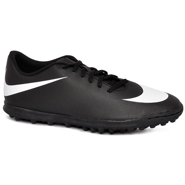 6f43d0ec13251 Chuteira Society Nike Bravata 768917-011 Preto Branco