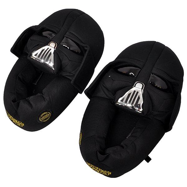 50e290aca1a Pantufa Darth Vader Star Wars Ricsen 3008 9 Preto