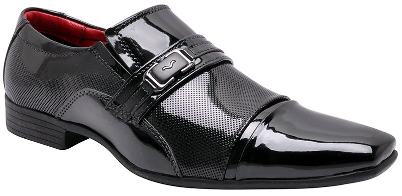 c56f863a6 Sapato Masculino Mariner C/ Kit 21624 Black