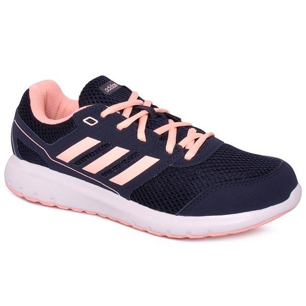 50d0010263cff Tênis Adidas Duramo Lite 2.0 B75582 Azul Marinho Rosa