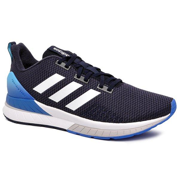 d3b55576330 Tênis Adidas Questar TND B44801 Azul Marinho Branco