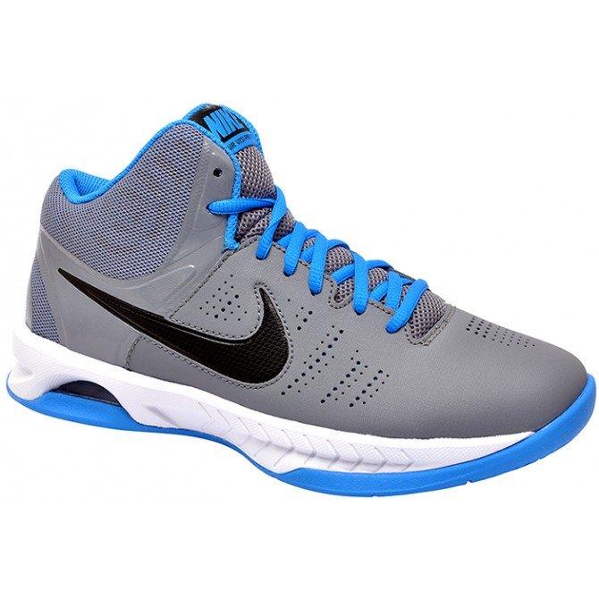 b6ff95a8295 Tênis-Bota Masculino Nike Air Visi Pro VI 749167-010 Grey-Black