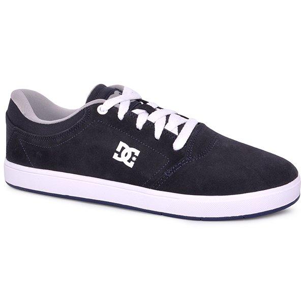 af8880882 Tênis Dc Shoes Crisis La ADYS100029l Azul Marinho/Cinza