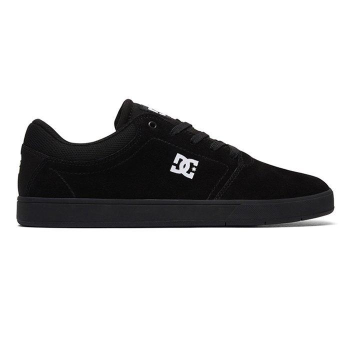 88fc1cf661e Tênis Dc Shoes Crisis La Adys100029l Preto Preto Branco