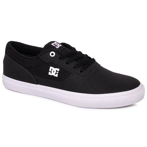 9a2832120 Tênis Dc Shoes Switch Le La Adys300432 Preto/Branco/Preto