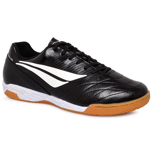 199798033f Tênis Futsal Penalty Brasil 70 R2 VIII 1241419800 Preto Branco