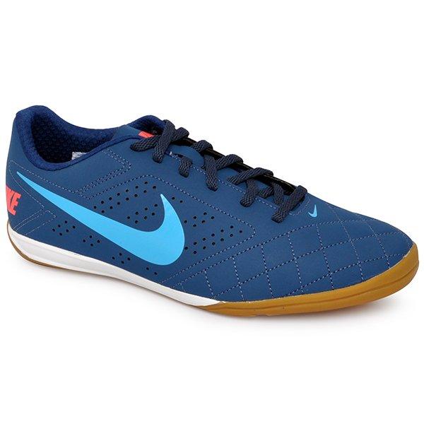 a41e2ed77cf Tenis Indoor Masculino Nike Beco 2 646433-402 Azul Marinho Azul