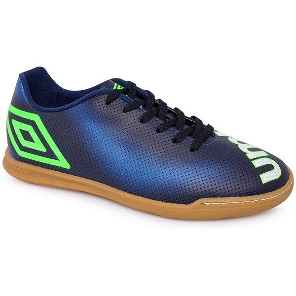 Tênis Indoor Umbro Spectrum Of72091 Azul Marinho Azul Verde 9260a13e1da03