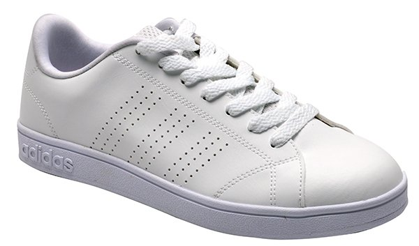 Tênis Masculino Adidas Advantage Clean B74685 Branco c68ca6ec2d328