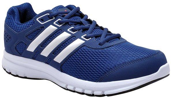 Tênis Masculino Adidas Duramo Lite Bb0805 Azul Marinho Branco 8a86be3ee5375