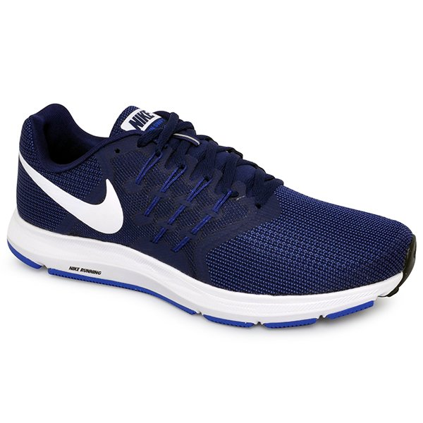 09f6ef48f27ea Tênis Masculino Nike Run Swift 908989-402 Azul Royal Branco